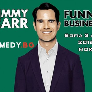 jimmy carr, stand up, show, sofia