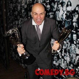 ivan kirkov comedian and producer of the year