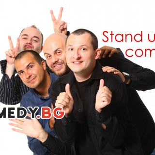 stand up comedy in bulgaria 2016