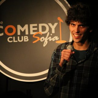 stand up comedy Filip